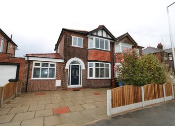 Thumbnail 4 bed semi-detached house for sale in Hayburn Road, Offerton, Stockport