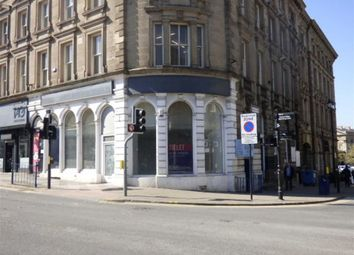 Thumbnail Retail premises to let in Westgate, Huddersfield