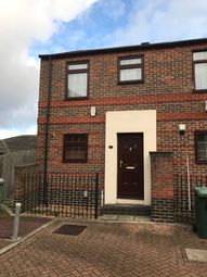 Thumbnail 2 bed end terrace house to rent in Stonechat Square, Beckton