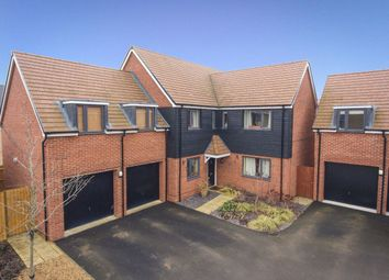 5 bed detached house for sale in Parker Road, Wootton, Beds MK43