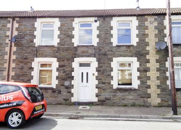 Thumbnail 3 bed terraced house for sale in Gelli -, Pentre