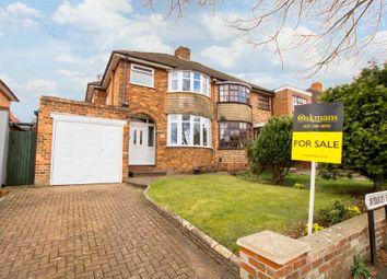 Thumbnail 3 bed semi-detached house for sale in Aversley Road, Kings Norton, Birmingham