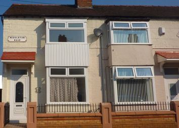 Thumbnail 2 bed end terrace house for sale in Middleton Road, Fairfield, Liverpool