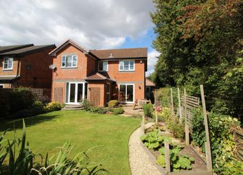 Thumbnail 4 bedroom detached house for sale in Wythemede, Binfield