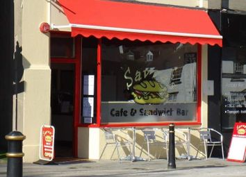 Thumbnail Restaurant/cafe to let in 304D Union Street, Torquay