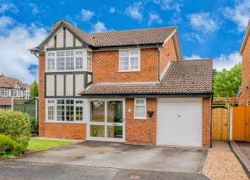 Thumbnail 4 bed detached house for sale in Ferndown Close, Bloxwich / Turnberry, Walsall