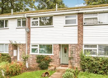Thumbnail 3 bed terraced house for sale in Bracken Close, North Baddesley, Southampton