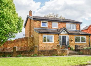 Thumbnail 4 bed detached house for sale in Newbury Lane, Silsoe