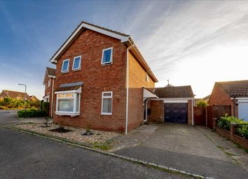 Thumbnail 4 bed detached house for sale in Mountsfield Close, Green Park Estate, Milton Keynes
