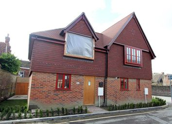 Thumbnail 2 bed semi-detached house for sale in High Street, Hawkhurst, Cranbrook, Kent
