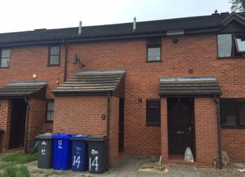 Thumbnail 1 bed property to rent in Rose Cottage Gardens, Burton Upon Trent, Staffordshire