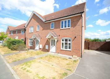 Thumbnail 3 bed semi-detached house to rent in Oatlands Road, Shinfield, Reading