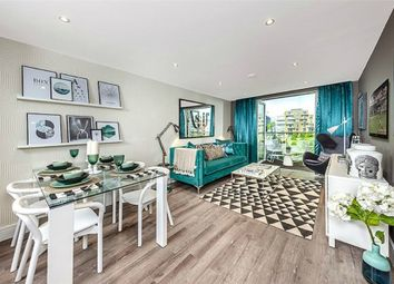 Thumbnail 2 bed flat for sale in London Square, Streatham Hill, London