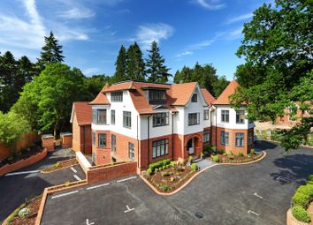 Thumbnail 2 bed flat for sale in Tower Road, Hindhead