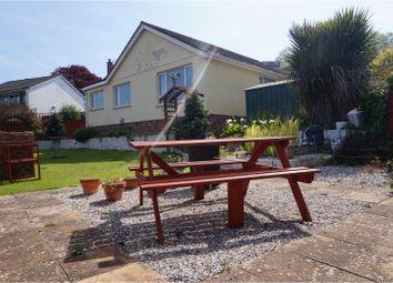 Thumbnail 3 bed detached bungalow for sale in Grange Avenue, Paignton