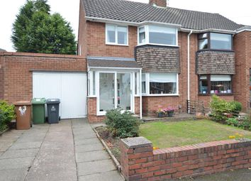 Thumbnail 3 bed semi-detached house for sale in Morland Rd, Pheasey, Great Barr