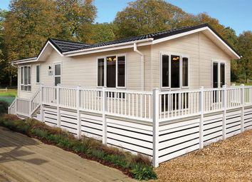 Thumbnail 1 bed lodge for sale in Bridge Road, Potter Heigham, Great Yarmouth