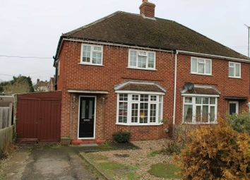 Thumbnail 4 bed semi-detached house for sale in Southdown Road, Benham Hill, Thatcham