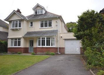 Thumbnail 5 bed detached house to rent in Chester Road, Branksome Park, Poole, Dorset