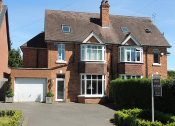 Thumbnail 5 bed semi-detached house for sale in Knowle Wood Road, Dorridge, Solihull