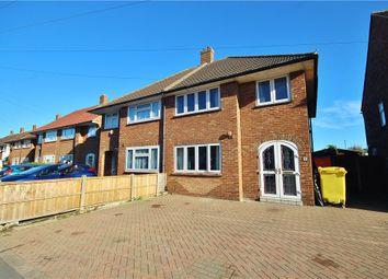 Thumbnail 3 bed semi-detached house for sale in Heldmann Close, Hounslow