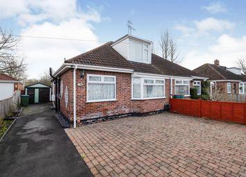 Napier Crescent, Fareham PO15. 3 bed semi-detached bungalow for sale