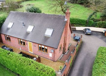 Thumbnail 5 bed detached house for sale in Lake Road, Rudyard, Staffordshire