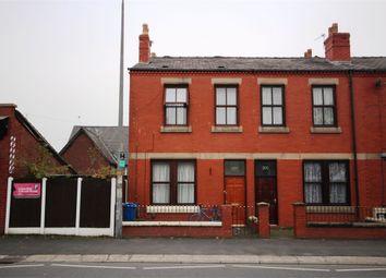 Thumbnail 2 bed flat for sale in Horrocks Street, Plank Lane, Leigh