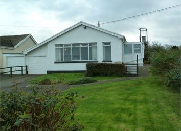 Thumbnail 3 bed semi-detached bungalow for sale in Caeryrfa, Tresaith Road, Aberporth, Ceredigion