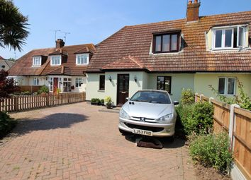 Thumbnail 2 bed semi-detached house to rent in Church Road, Bulphan