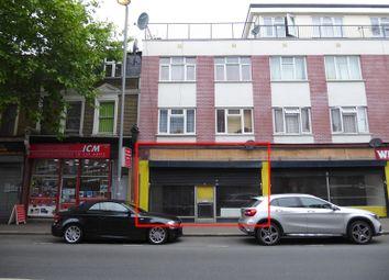 Retail premises to let in High Road Leyton, London E10