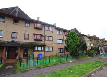 Thumbnail 2 bed flat for sale in Lochdochart Road, Glasgow