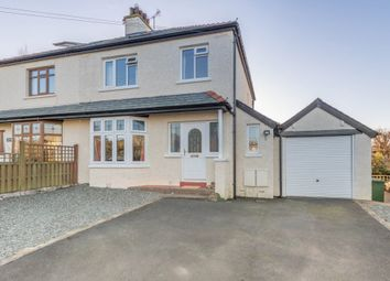 Thumbnail 4 bed semi-detached house for sale in Aldenstone, Cartmel Road, Allithwaite