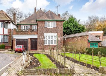 Thumbnail 6 bed detached house for sale in Finchley Road, London