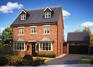 Thumbnail 5 bedroom detached house for sale in The Pastures Fleetwood Road, Wesham, Preston