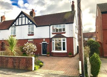 Thumbnail 3 bed semi-detached house for sale in Knowsley Road, Macclesfield