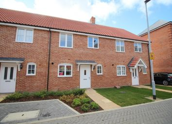 Thumbnail 3 bedroom terraced house for sale in Carshalton Road, Norwich