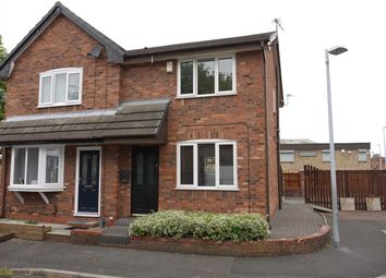 Thumbnail 2 bed semi-detached house to rent in Acme Drive, Pendlebury, Swinton, Manchester