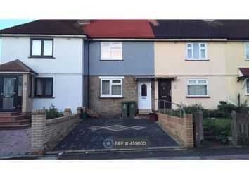 Thumbnail 2 bed terraced house to rent in Hazel Road, Slade Green