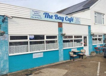 Thumbnail Restaurant/cafe for sale in 33 Dymchurch Road, St Mary`S Bay