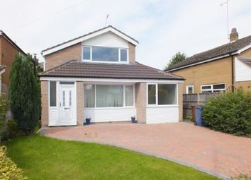 Thumbnail 4 bed detached house for sale in West Paddock, Leyland