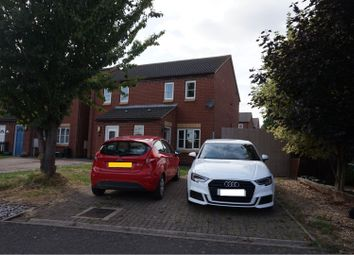 Thumbnail 2 bed semi-detached house to rent in Kings Road, Oakham