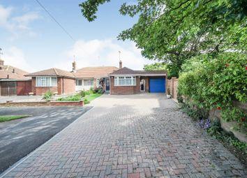 Thumbnail 3 bed semi-detached bungalow for sale in Hillcrest Avenue, Luton
