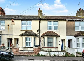 Thumbnail 2 bed terraced house to rent in Knockhall Chase, Greenhithe