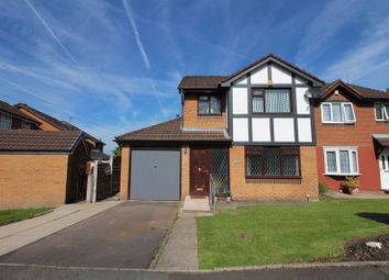Thumbnail 3 bed detached house for sale in Nook Fields, Harwood, Bolton