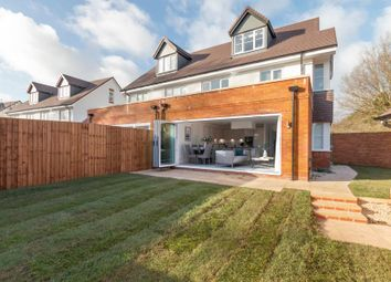 Thumbnail 4 bed semi-detached house for sale in The Fairways, Fredas Gove, Harborne
