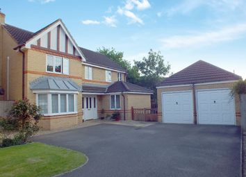 Thumbnail 4 bed detached house for sale in Cornbrash Rise, Paxcroft Mead, Trowbridge, Wiltshire.