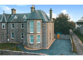 Thumbnail 5 bed semi-detached house for sale in Dunbar Street, Lossiemouth