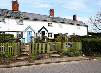 Thumbnail 3 bed terraced house for sale in Harleston Road, Pulham Market, Diss