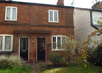 Thumbnail 2 bedroom cottage to rent in Mimram Road, Welwyn